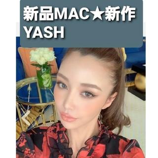 MAC - MAC 新作 新品 YASH リップスティック