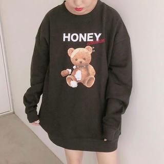 Honey Cinnamon - ハニーシナモン スウェット トレーナー