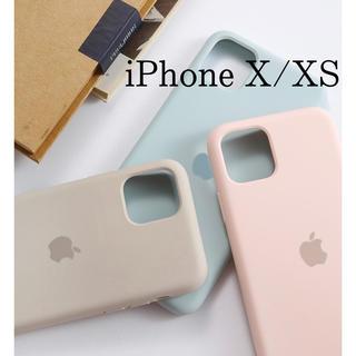 iPhone シリコンケース ストーン(iPhoneケース)