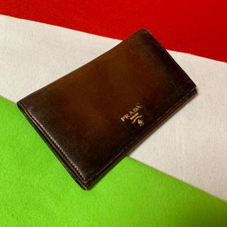 プラダ(PRADA)のPRADA メンズ 二つ折り財布(折り財布)