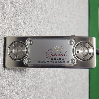 Scotty Cameron - ほぼ未使用 スコッティキャメロン スペシャルセレクト パター ゴルフ