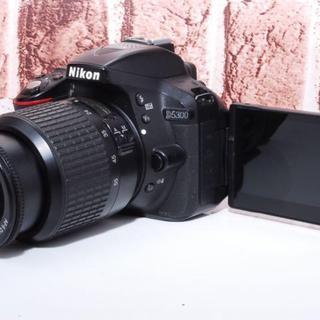ニコン(Nikon)の★Wi-Fi搭載★Nikon D5300 レンズキット★(デジタル一眼)
