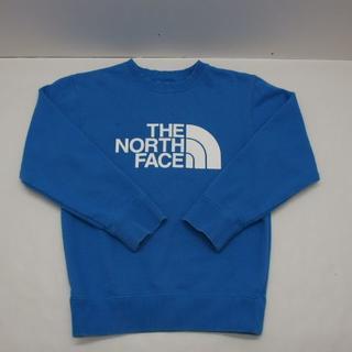 ザノースフェイス(THE NORTH FACE)の♯0615・男の子 THE NORTH FACE トレーナー ブルー 120cm(その他)