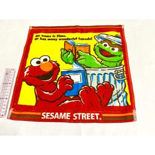 セサミストリート(SESAME STREET)のエルモ タオル(キャラクターグッズ)