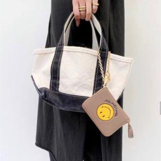 アパルトモンドゥーズィエムクラス(L'Appartement DEUXIEME CLASSE)のCanvas tote bag mini & compact purse(トートバッグ)
