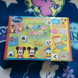 ディズニー(Disney)のマグネットボックス ディズニーキャラクターズ(知育玩具)