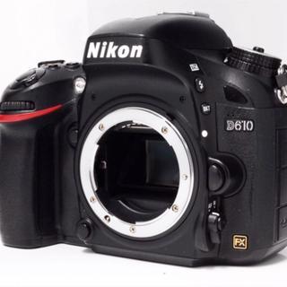 ニコン(Nikon)の★フルサイズ★Nikon★D610 ボディ 高性能(デジタル一眼)
