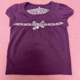タルティーヌ エ ショコラ(Tartine et Chocolat)のタルティーヌエショコラ Tシャツ 90cm(Tシャツ/カットソー)