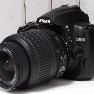 ニコン(Nikon)の★Wi-Fi★Nikon D5000 レンズキット★(デジタル一眼)