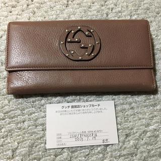 Gucci - GUCCI 長財布