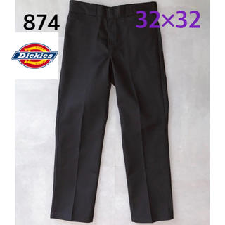 Dickies - ディッキーズ 874 黒 32×32