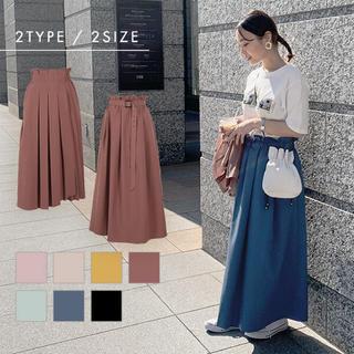 コウベレタス(神戸レタス)の神戸レタス [はらちゃんコラボ]選べる2タイプデザインスカート (ロングスカート)