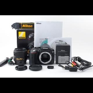 ニコン(Nikon)のショット極少!!ニコン Nikon D5300 レンズキット#618611(デジタル一眼)