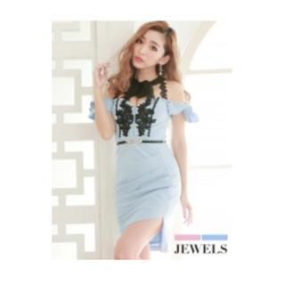 JEWELS - Jewels ドレス ブルー