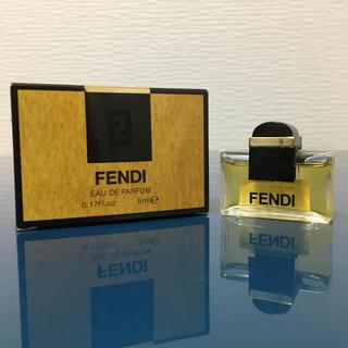 フェンディ(FENDI)のFENDI オーデ パルファム 5ml(ユニセックス)