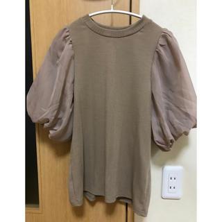 シマムラ(しまむら)の半袖トップス(Tシャツ(半袖/袖なし))