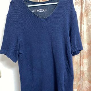 アームド(ARMED)のARMUREアルミュール半袖Tシャツ(Tシャツ(半袖/袖なし))