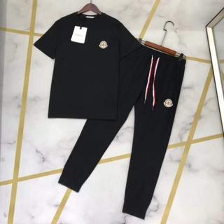 MONCLER - 未使用 スウェット 上下セット モンクレール 半袖Tシャツ パンツ