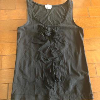 ケイトスペードニューヨーク(kate spade new york)のケイトスペード リボン タンクトップ(Tシャツ(半袖/袖なし))