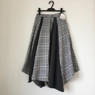 ベイフロー(BAYFLOW)のベイフロー  新品 スカート フレアスカート  (ロングスカート)