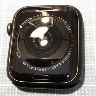 アップルウォッチ(Apple Watch)のApple Watch series 4 44mm (ジャンク)(腕時計(デジタル))