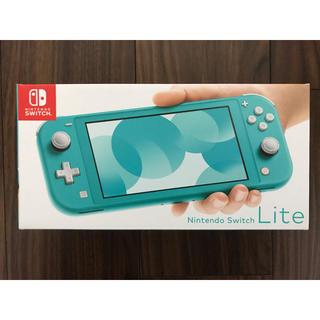 ニンテンドースイッチ(Nintendo Switch)の任天堂スイッチLite(家庭用ゲーム機本体)