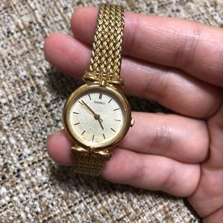 セイコー(SEIKO)のSEIKO クオーツ ゴールド(腕時計)