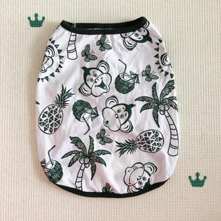 夏服新作 犬服 フレンチブルドッグ コーギー ボストンテリア パグ 柴犬(ペット服/アクセサリー)