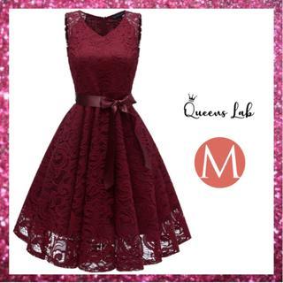 ドレス パーティードレス レディース 結婚式 おしゃれ かわいい ワンピース M(ミディアムドレス)