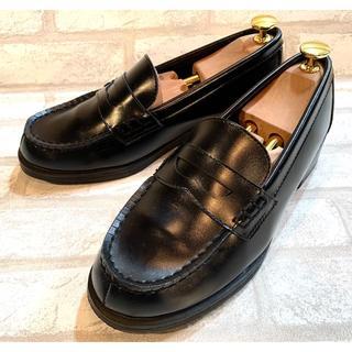 ハルタ(HARUTA)の★B.C.COMPANY ビーシーカンパニー コインローファー 24.5cm(ローファー/革靴)