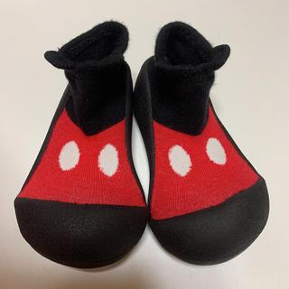 Disney - アティパス ベビーフィート ディズニーストア ミッキーマウス 12.5 L