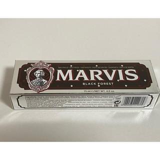 マービス(MARVIS)の【MARVIS】ブラックフォレスト 75ml(歯磨き粉)