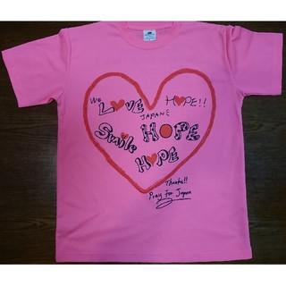 チームメッセージ(TEAM MESSAGE)の浜崎あゆみライヴTシャツ(ミュージシャン)