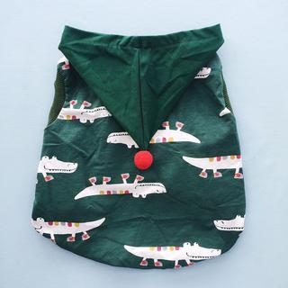 夏服新作 犬服 フレンチブルドッグ トイプードル コーギー 柴犬 パグ ダックス(ペット服/アクセサリー)