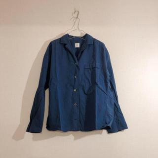 BEAUTY&YOUTH UNITED ARROWS - roku  6  ブルーパイピングシャツ