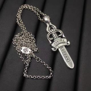 クロムハーツ(Chrome Hearts)の宝剣のネックレスChrome Hearts(ネックレス)