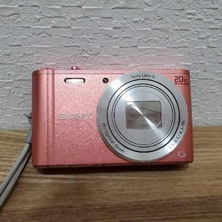 ソニーデジカメ SONY Cyber−Shot WX DSC-WX350