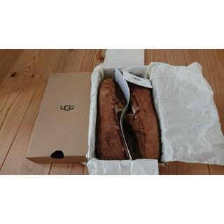 アグ(UGG)のUGG DAKOTA 5612  ムートンシューズ   24cm(ローファー/革靴)