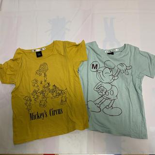 ユニクロ(UNIQLO)のユニクロアンダーカバーミッキーマウスTシャツ(Tシャツ/カットソー)