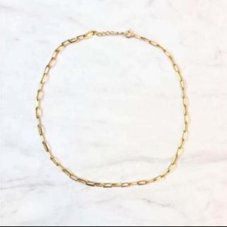 シールームリン(SeaRoomlynn)のsearoomlynn Chain ネックレス(ネックレス)