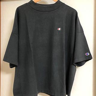 URBAN RESEARCH - Champion×URBAN RESEARCH リバースウィーブ製品染Tシャツ
