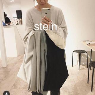 サンシー(SUNSEA)の【stein】シュタイン ショッピングバッグ 20SS ブラック(トートバッグ)