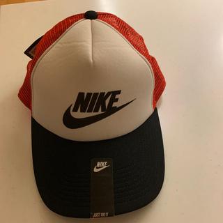ナイキ(NIKE)の新品タグ付き NIKE キッズキャップ(帽子)