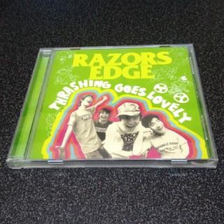 レイザーズエッジ RAZORS EDGE Thrashing goes love(ポップス/ロック(邦楽))