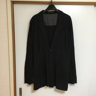 Yohji Yamamoto - Yohjiyamamoto POUR HOMME ジャケット