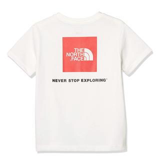 ザノースフェイス(THE NORTH FACE)のノースフェイス  the north face Tシャツ 白T 新品(Tシャツ(半袖/袖なし))