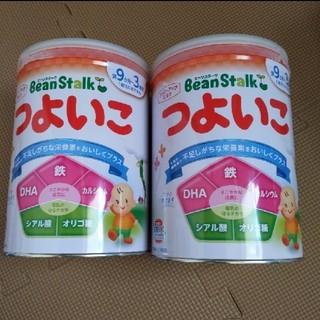 雪印メグミルク - つよいこ 2缶セット フォローアップ 800g