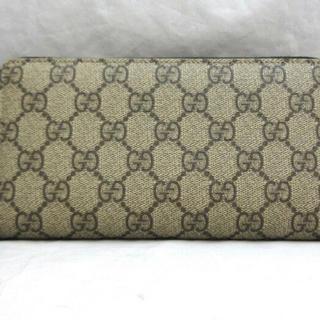 グッチ(Gucci)の【新品未使用】グッチ 財布 ラウンドファスナー(財布)