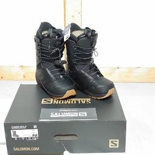 サロモン(SALOMON)の新品19-20 SALOMON SYNAPSE WIDE 25.5センチ(ブーツ)