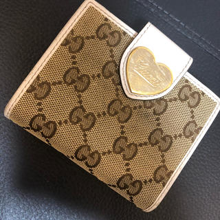 グッチ(Gucci)のGUCCI 折り財布 ミニ財布(財布)